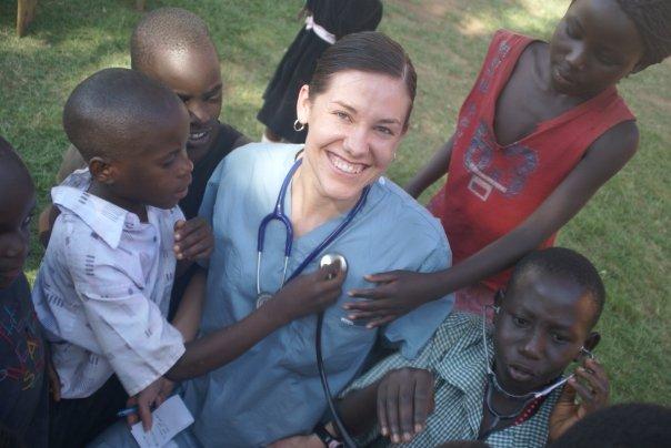 Amber in uganda